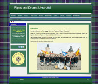 Pipes and Drums Unstruttal